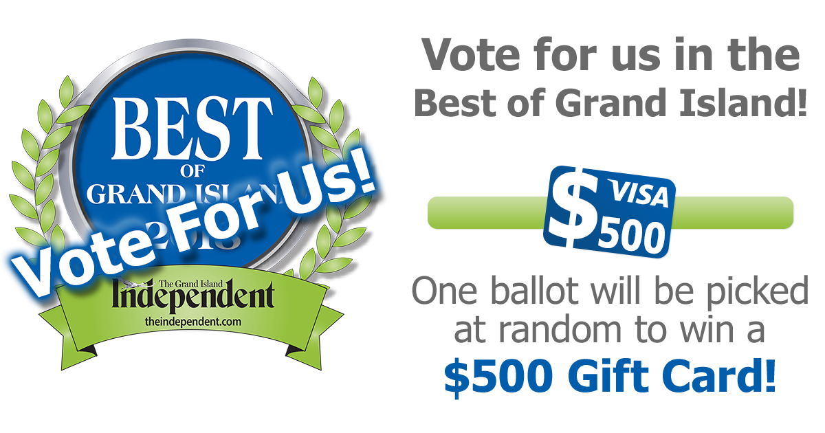 Vote for us in Best of GI