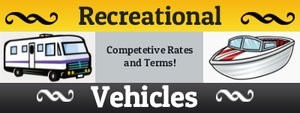 Recreational Vehicle Sale